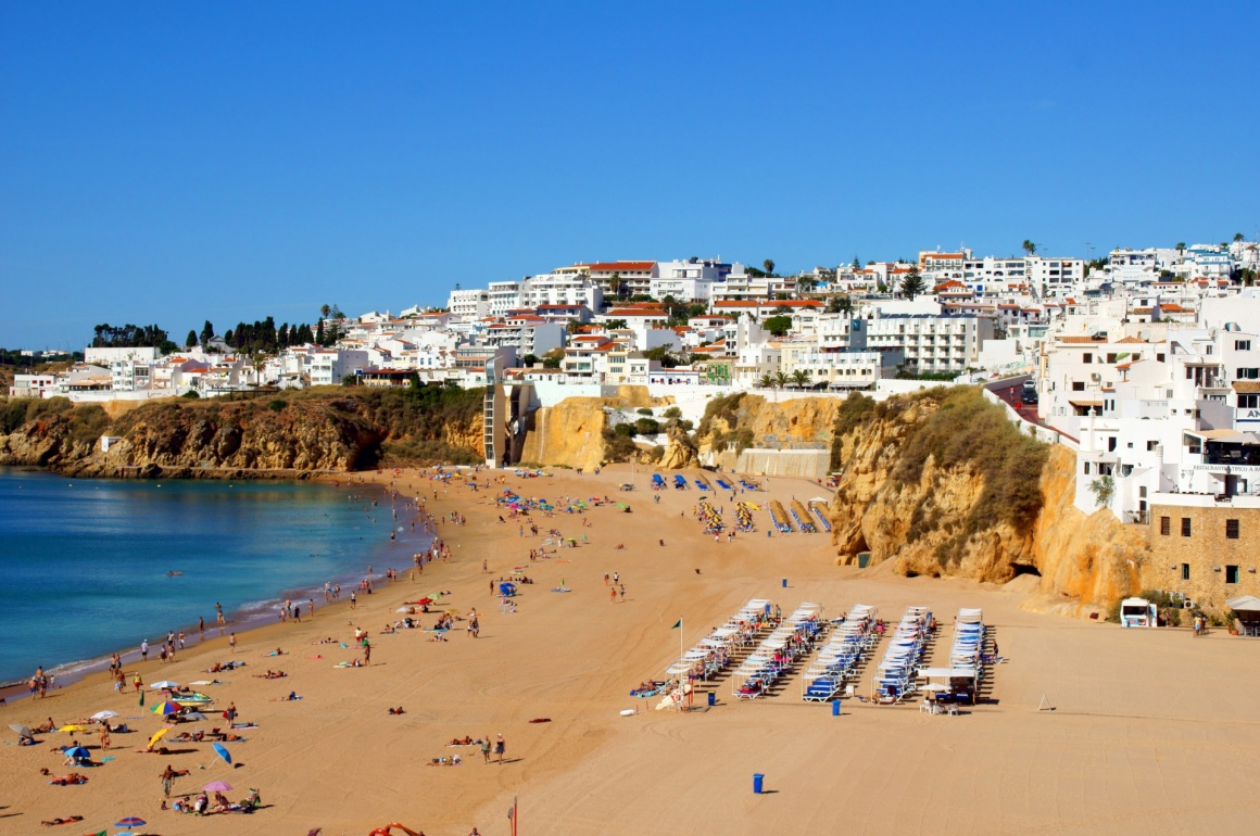 Albufeira - Der Party-Hotspot der Algarve